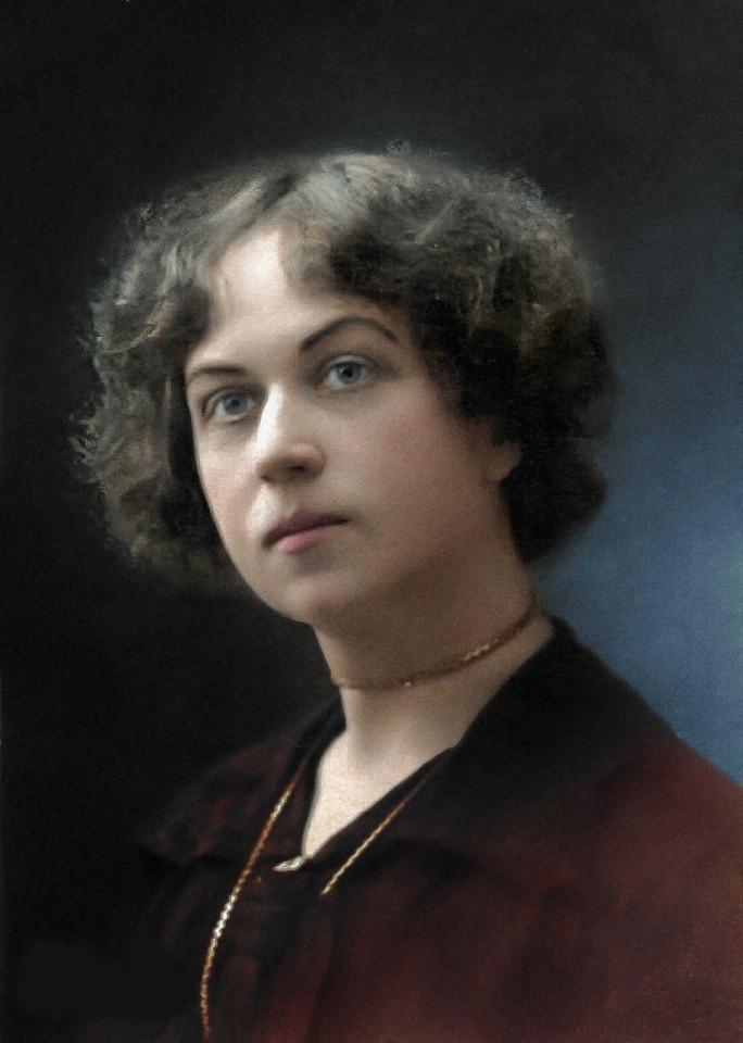 Alejandra Kollontai
